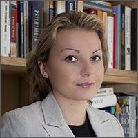 Portret dr Marta Irena Porębiak